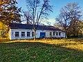 Буйволівці - господарське приміщення на території колишнього маєтку.jpg