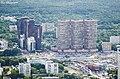 Вид с Останкинской телебашни на высотные дома по Дмитровке и парк ТСХА (2).jpg