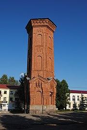 Водонапорная башня осташкова