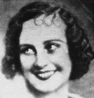 Miss Europe - Image: В 1933 году титул «Мисс Россия» завоевала Татьяна Маслова