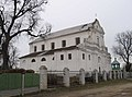 Вiстычы, царква Узвышэння св. Крыжа (1678) - Vistychy, church of the Exaltation of the Holy Cross (1678) - panoramio.jpg