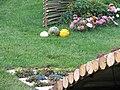 Гарбузи - прикраса саду у Києві на виставці.jpg