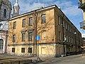 Дом причта Андреевского собора, Волжский пер.jpg