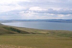 Khakassia Nature Reserve - Lake Itkul