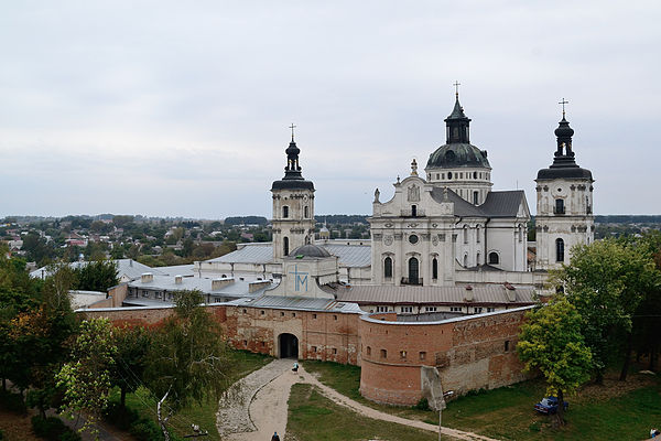 Кармелітський монастир, мури (Бердичів), © Ярослав Карпенко