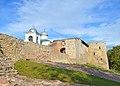 Колокольная башня и фрагменты Никольского собора и Никольского захаба.jpg