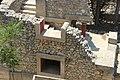 Коридор Шествий, обратная сторона. Минойский дворец. Knossos. Crete. Greece. Июль 2013 - panoramio.jpg