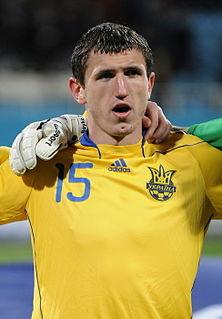 Serhiy Kryvtsov Ukrainian footballer