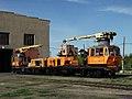 МПТ4-154, Казахстан, Карагандинская область, депо КПТУ (Trainpix 62956).jpg