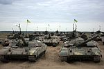 На Гончарівському полігоні відбувся етап тактичних навчань зведеної танкової роти з бойовою стрільбою (29006077553).jpg