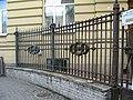 Немецкая лютеранская церковь св. Анны, ограда по Фурштадтской03.jpg