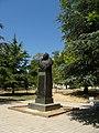Памятник Папанину-Monument to the Hero of the Soviet Union Ivan Papanin - panoramio.jpg