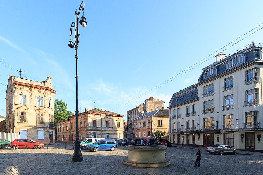 Old Market Square (Lviv)