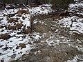 Проявление белой глины, место обнаружения фигурных камней.jpg