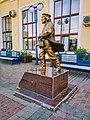Скульптура отца Фёдора из романа «Двенадцать стульев» Ильфа и Петрова 3.jpg