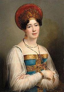 Sophie Swetchine Russian salon-holder