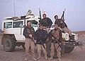 Ссотрудники ЧВК FDG в г.Эль-Фалуджа, провинция Анбар (Ирак), 2007 г..jpg