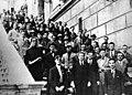 Студэнты Віленскага ўнівэрсітэта С.Баторыя. 1927.jpg