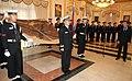 Церемония передачи флага крейсера «Варяг».jpg