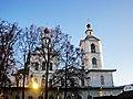 Церковь Михаила Архангела (Тюменская область, Тюмень, улица Ленина, 22).JPG