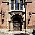 Чернівці. Двері сеиінарської церкви.jpg