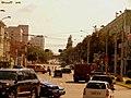 Штодзённае жыццё на вуліцы Інтэрнацыянальная ... The everyday life on the street Internatsionalnaya - panoramio.jpg