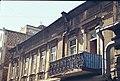 Հովհաննես Օհանյանի բնակելի տուն, Կողբացու 45, պատշգամբ.jpg