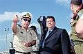 ביקור שר הביטחון בנימין בן אליעזר בבסיס חיל הים בחיפה 1.jpg