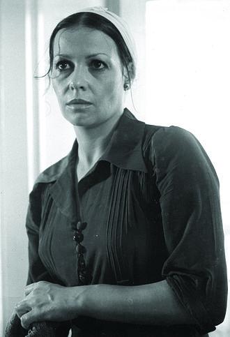 "Gila Almagor - Almagor in ""The House on Chelouche Street,"" 1973"