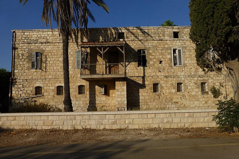 File:הגליל התחתון - אלוני אבא - המבנים הטמפלרים (88).JPG