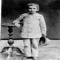 חיים וויצמן כילד בן 6 לערך ( ת. מ. 1880) .-PHG-1015788.png