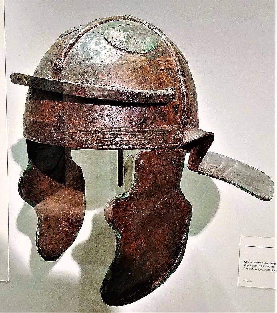 קסדת חייל רומאי