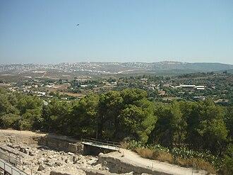 Sepphoris - Image: תמונה 134