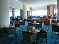 صالة الطعام الداخلية من داخل فندق هيلتون طابا.JPG