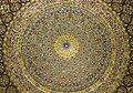 قبة الصخرة من الداخل والزخارف الاسلامية.jpg
