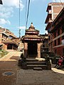 भक्तपुरको गछें टोलमा अवस्थीत गणेश मन्दिर 01.jpg