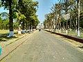 রাজশাহী বিশ্ববিদ্যালয়ের প্রবেশ পথ.jpg