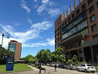 China University of Technology - Hsinchu Campus of CUTe