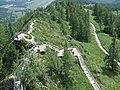 新疆-喀拉斯湖-观鱼亭上回头望 - panoramio.jpg