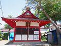 津島神社 稲城市東長沼(上新田) 2013.5.17 - panoramio.jpg