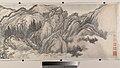 清 王翬 倣巨然燕文貴山水圖 卷-Landscape in the Style of Juran and Yan Wengui MET DP204416.jpg