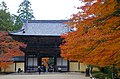神護寺楼門 京都市右京区 Temple gate of Jingoji 2013.11.21 - panoramio.jpg