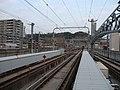 鹿児島中央駅 新幹線ホームより川内方向 - panoramio.jpg