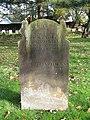 -2019-11-13 Headstone of Lewis & Thomas Boardman, deaths in 1841 &1852, Trimingham churchyard.JPG