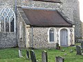 -2020-11-27 Annex on the north facing elevation, St Mary's, Antingham.JPG