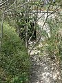 018 - Ρέμα Αχαρνών - διατομή κάτω από σιδηρ. γραμμές (Βόρεια) - panoramio.jpg