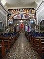 0259jfSaint Francis Church Tree Meycauayan Heritage Belfry Bulacanfvf 20.JPG