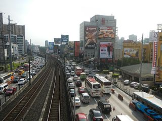 EDSA (road) road in the Philippines
