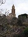 072 Poble abandonat de Marmellar, església de Sant Miquel.JPG