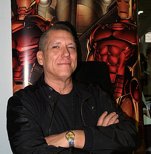 Bob Layton - Bob Layton at the 2014 New York Comic Con